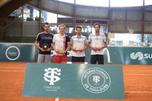 Une victoire en double pour Benjamin Bonzi et Gregoire Jacq