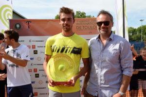 Benjamin Bonzi vainqueur de la 2ème édition des ITT 19 !!!