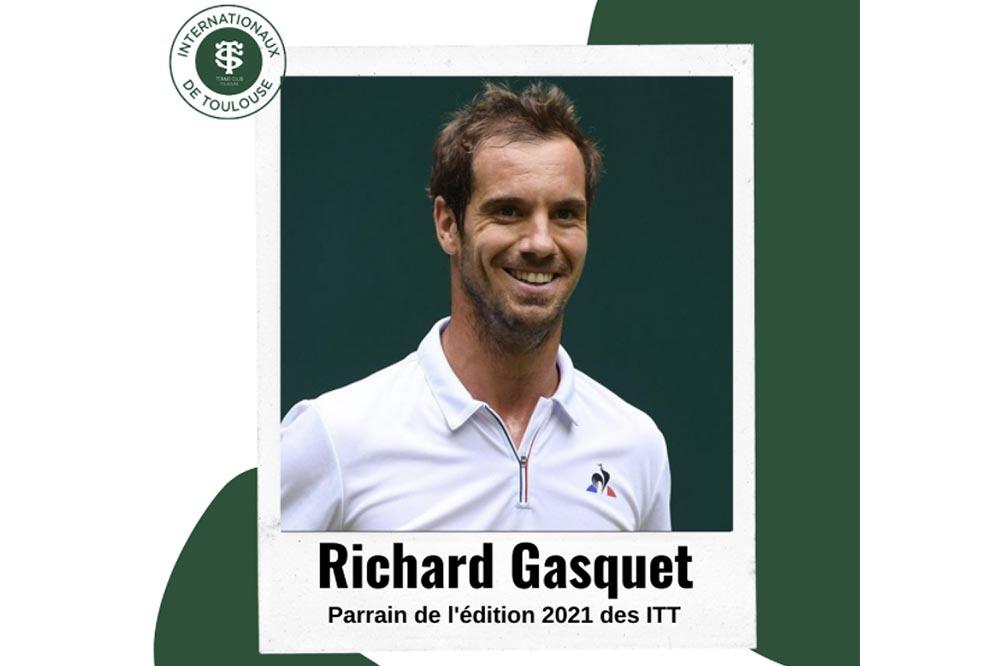 You are currently viewing Richard Gasquet, parrain des ITT 2021 !